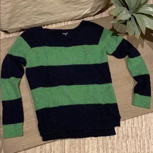 Splendid Rugby Stripe Sweater